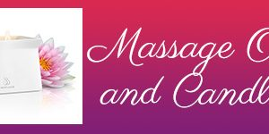 Massage Oils & Candles